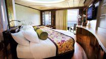 Camarote spa con balcón
