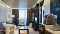 The Haven Owner's Suite con un balcone grande