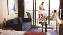 """Mini Suite con balcone sul mare - Pacchetto bevande """"Brindiamo"""""""