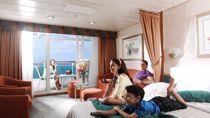 Family Junior Suite con Balcone
