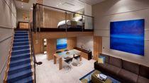 Sky Loft Suite con Balcón