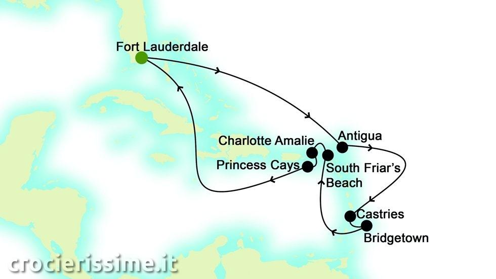 CARAIBI da Fort Lauderdale