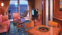 Suite familiar con dos balcones