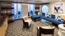 Suite Familiale Royale avec balcon
