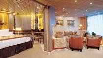 Suite Penthouse con Balcón