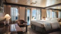 Samsara Grande Suite vue mer avec véranda, jacuzzi et balcon