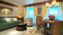 Concierge Suite con Balcón (2 dormitorios)