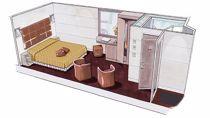 Yacht Club Interior