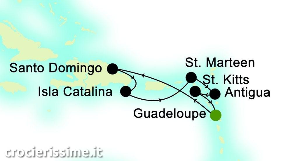 CARAIBI da Guadalupa