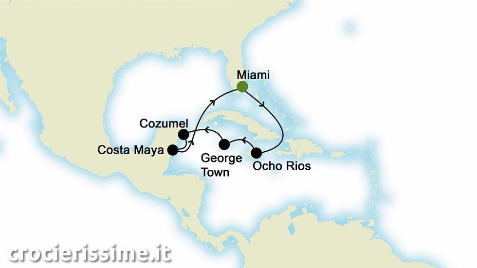 CARAIBI da Miami