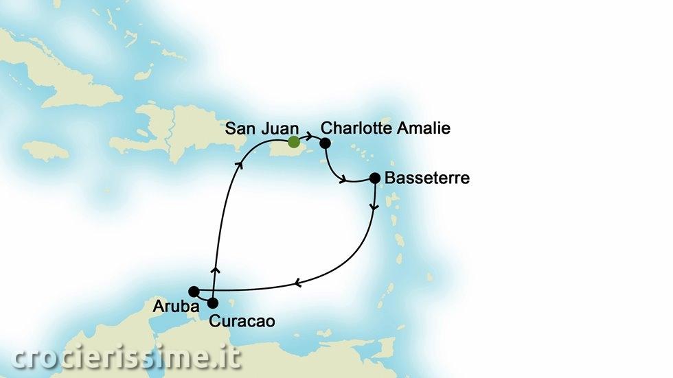 CARAIBI da San Juan