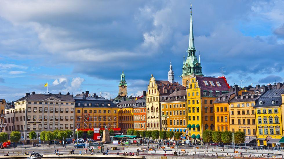 Cruceros Capitales Bálticas