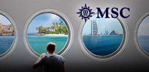 MSC 3 Giorni Free!