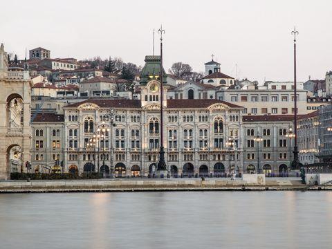Crociera da Trieste a Civitavecchia (Roma)