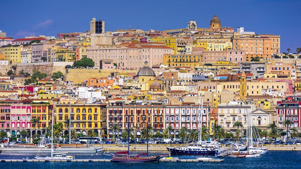 Cruceros Cagliari