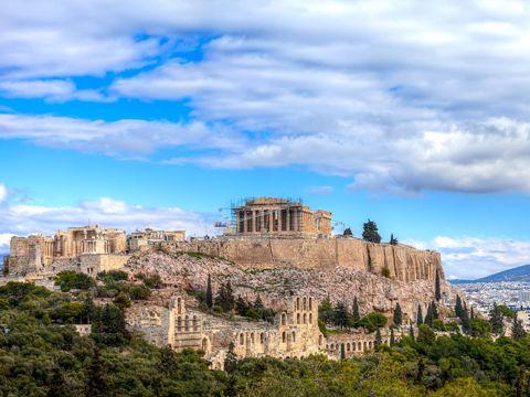 Crucero de Atenas a Barcelona