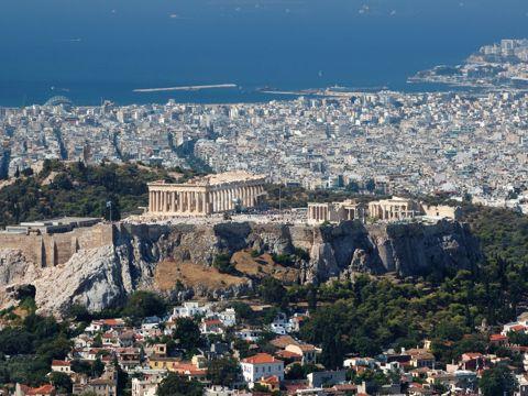 Croisière d'Athènes à Civitavecchia