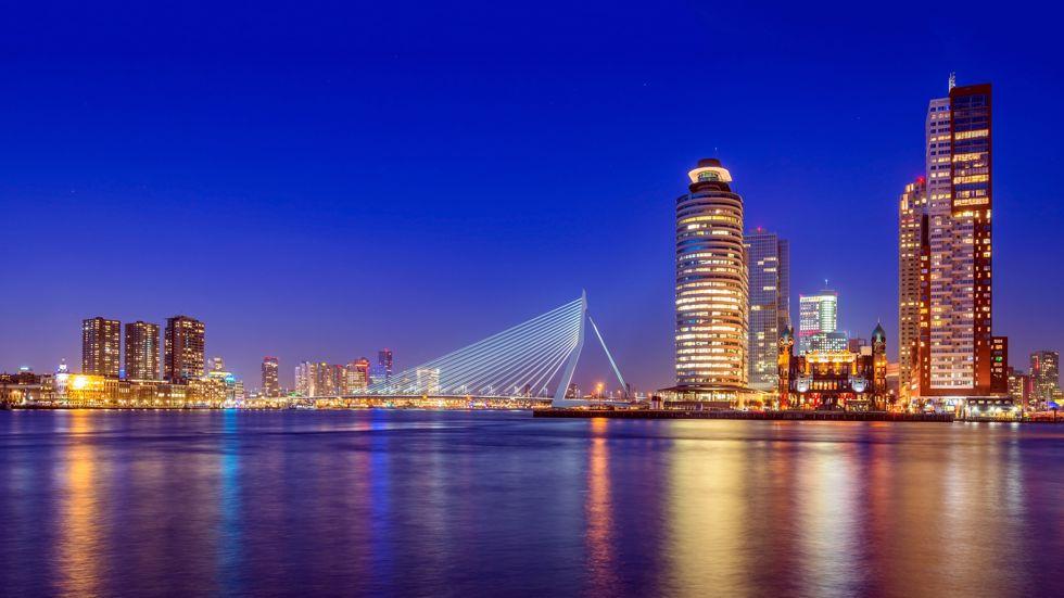 Cruceros Rotterdam