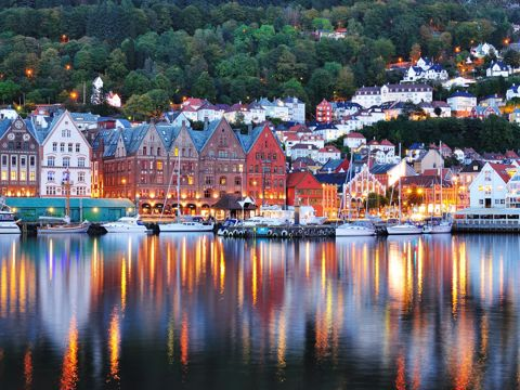 Croisière Fjords Norvégiens et Cap Nord de Bergen à Kirkenes