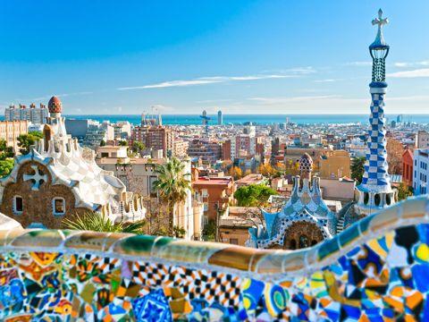 Crucero Mediterráneo y Atlántico de Barcelona