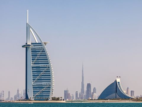 Croisière Dubai - Southampton