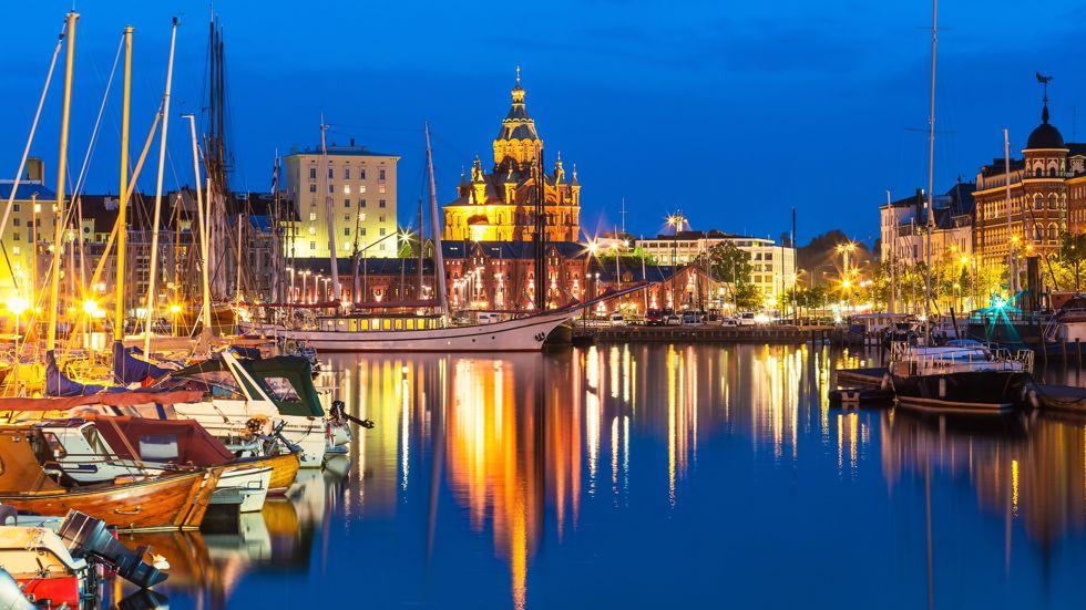 Cruceros Helsinki