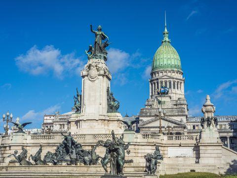 Crociera di lusso in Sud America dall'Argentina al Cile