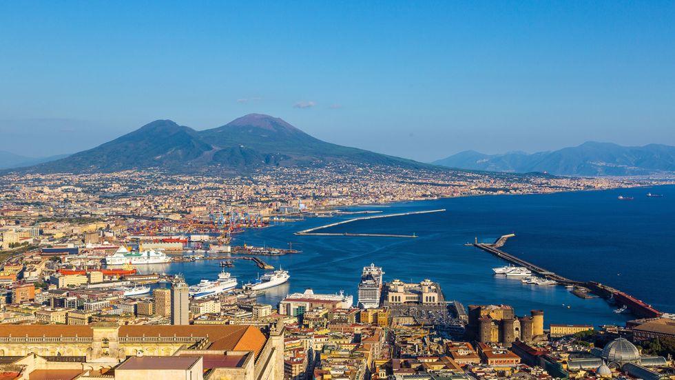 Crociere Napoli