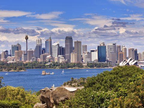 Croisière en Australie