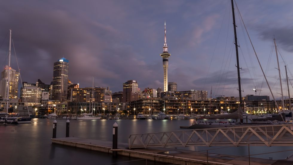 Croisières Auckland