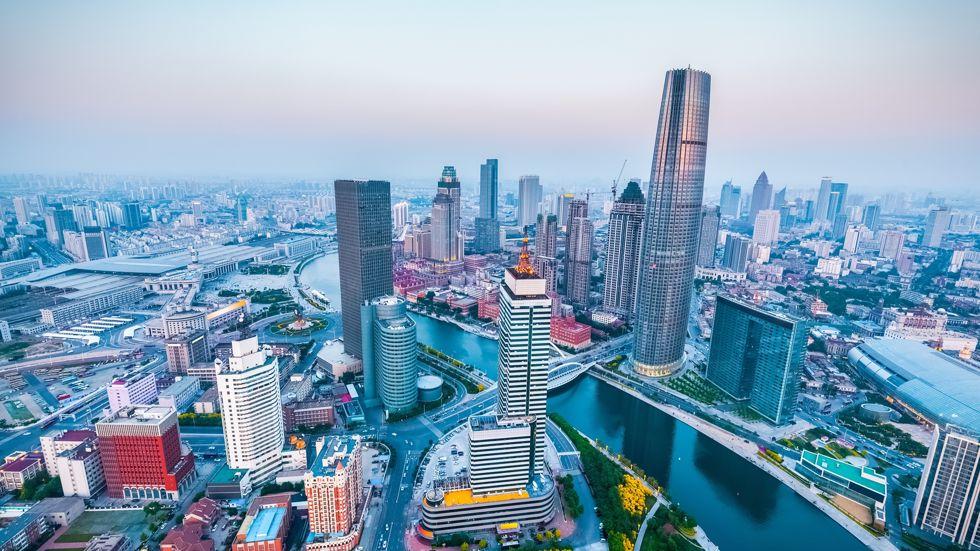 Croisières Tianjin