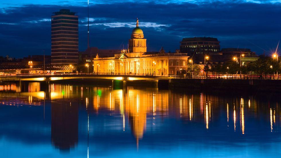 Cruceros Dublin, Irlanda