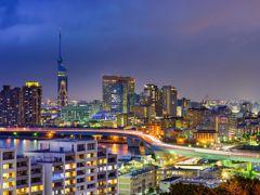 Crociere Fukuoka