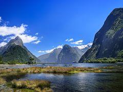 Cruceros Parque Nacional de Fiordland