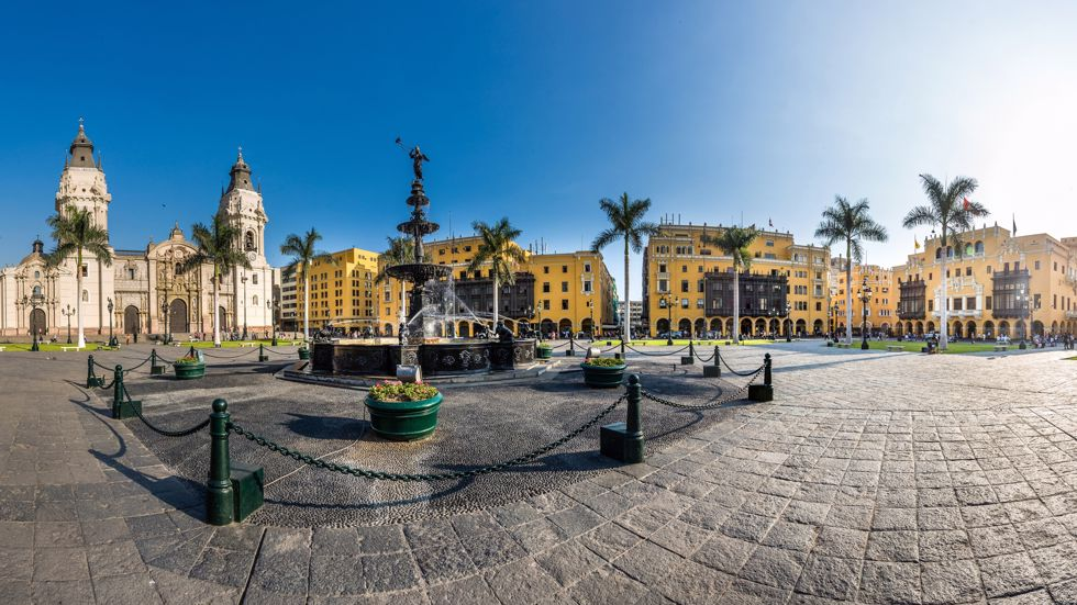 Crociere Lima