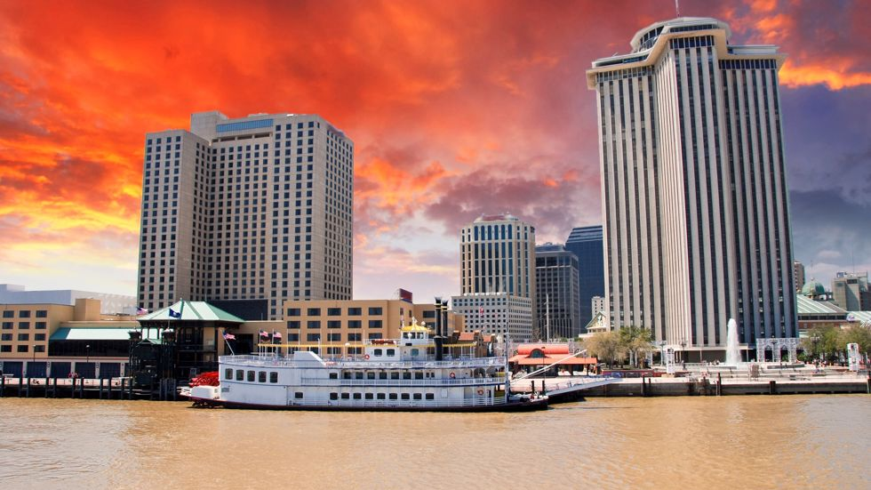 Croisières La Nouvelle-Orléans