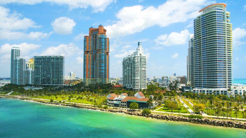 Croisières Miami, Etats-Unis