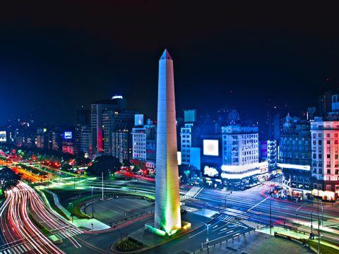 Croisière de luxe de Buenos Aires à Rio de Janeiro