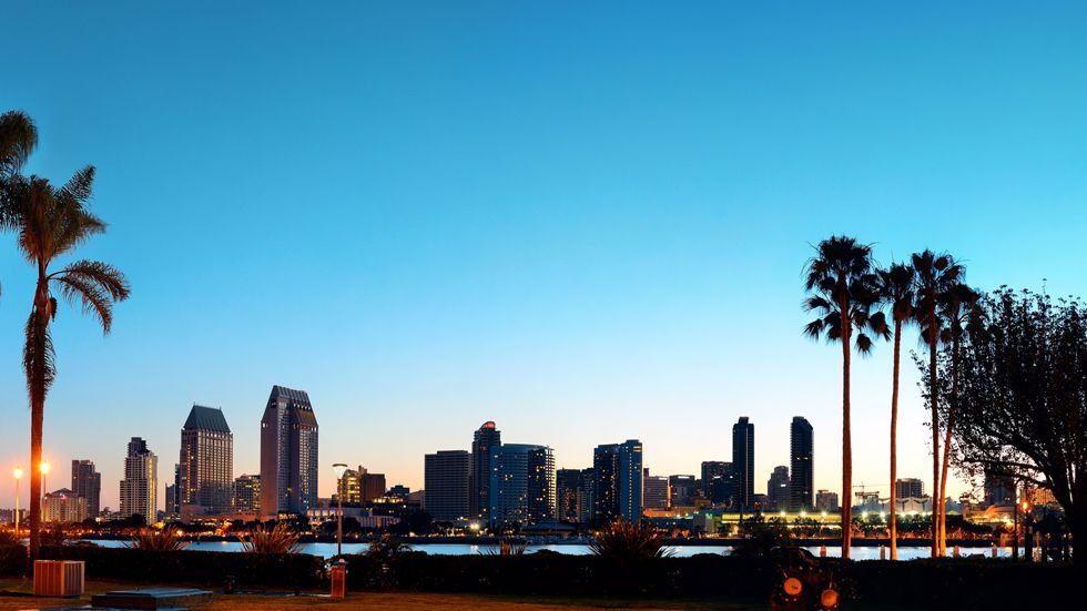 Croisières San Diego