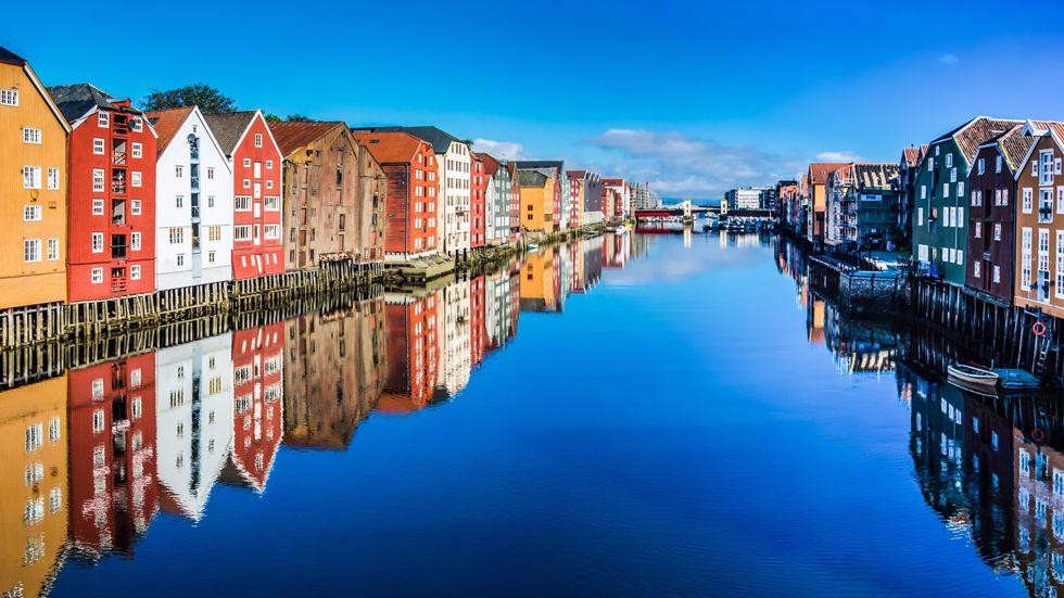 Croisières Trondheim