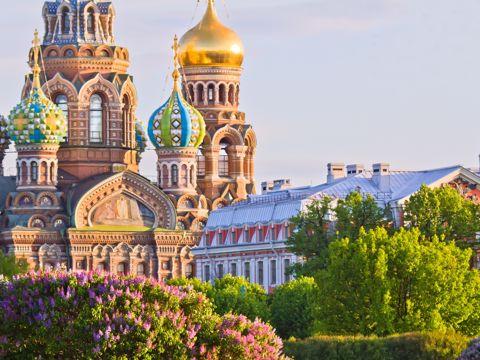 Crociera Fluviale Volga da San Pietroburgo a Mosca