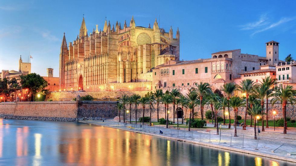 Cruceros Palma de Mallorca