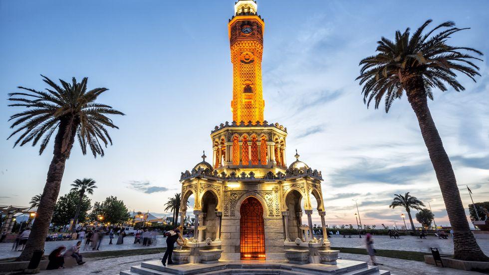 Croisières Izmir