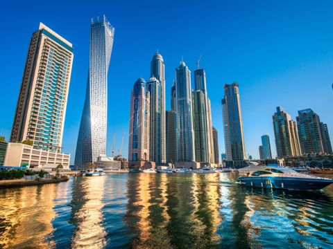 Crociera da Dubai a Singapore