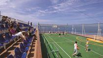 Terrains de Basketball/Volleyball/Tennis