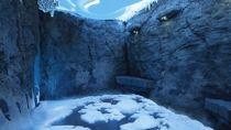 Salle de neige