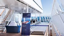 Piscina MSC Yacht Club