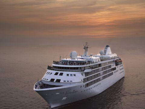 Crucero de Barcelona a Montecarlo