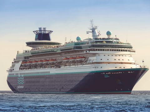 Crucero Fiordos Noruegos de Trondheim