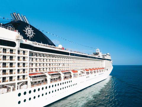 Crucero de Marsella a Buenos Aires
